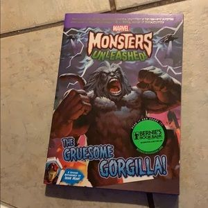I'm selling a marvel book the gruesome gorgilla